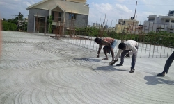 Head Office Building Construction Progress