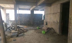 Hebbgodi Building Construction Progress
