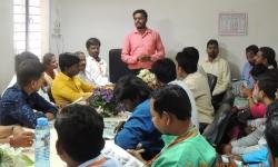 Karnataka State Souharda Federal Co Operative Team Visit